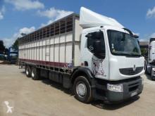 Camión Renault Premium 380 DXI remolque ganadero para ganado bovino usado