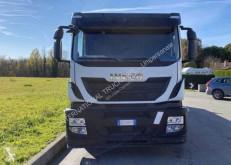Camion plateau ridelles Iveco Stralis 260 S 42