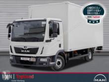 Kamión dodávka MAN TGL 8.190 BL-KOFFER-AHK-LBW-3SITZER-KLIM