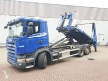 Camion scarrabile Scania R480 LB 6x2 R480 LB 6x2, Retarder, Liftachse