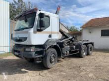 Camión Renault Kerax 370.26 DXI Gancho portacontenedor usado