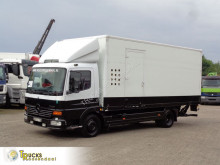 Camion Mercedes Atego 817 fourgon occasion