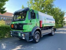 Camión Mercedes SK SK 1831 Tankwagen Willig D-Fahrzeug -1 Hand/ADR! cisterna hidrocarburos usado