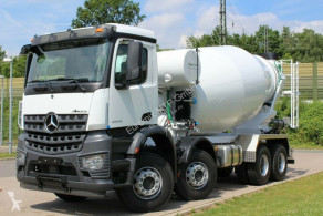 Camion béton toupie / Malaxeur Mercedes Arocs AROCS 5 4242 8x4 Euro3 EuromixMTP EM 12m R