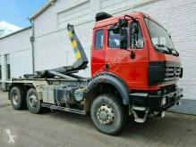 Camion Mercedes SK 2638 6x4/4 2638/6x4/4, Abrollkipper VLS-Leebur, Teleknick polybenne occasion