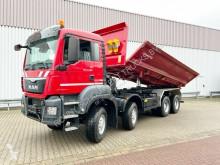 Camion tri-benne MAN TGS 41.480 8x8 BB 41.480 8x8 BB, Einzelbereifung, Bordmatik