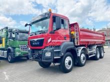 Camion tri-benne MAN TGS 41.480 8x8 BB 41.480 8x8 BB mit Bordmatik