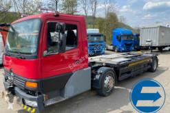 Ciężarówka podwozie Kögel KÖGEL WBH25 Containertransport