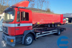 Camion MAN 14.264 MLLC Containertransport ANALOGER châssis occasion