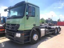 Грузовик мультилифт Mercedes Actros 2541 BALESTRATO ANTERIORE E PNEUMA