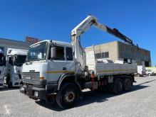 Camion Iveco Turbotech ribaltabile usato