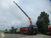 Грузовик мультилифт Iveco Trakker 500 8x4 Abroller+Kran Fassi 215 5-hydr.Ausschub
