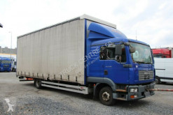 Camion MAN TGL 12.180, EURO 4, NON-TRAVELAB NON-FUNCTIONAL rideaux coulissants (plsc) occasion