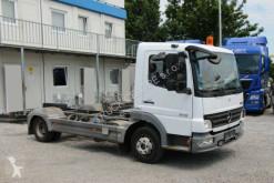 Kamion Mercedes ATEGO 818 L, PERIODICALLY SERVED, GOOD CONDITION podvozek použitý