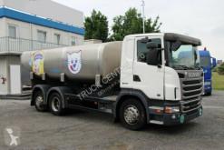 Caminhões cisterna Scania P400, EURO 5, RETARDER,15.000 L, ALL FUNCTIONAL