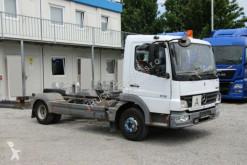 Kamion Mercedes ATEGO 918 L, PERIODICALLY SERVED, GOOD CONDITION podvozek použitý