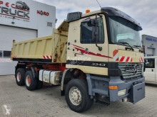 Camión Mercedes Actros 3343, Tipper 6x6,full Steel, EPS manual with cluth volquete usado