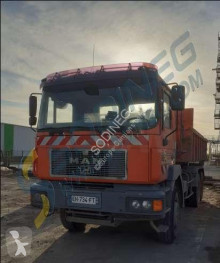 Camion MAN DF polybenne occasion