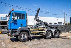 Ciężarówka MAN TGA 33.440 Hakowiec używana