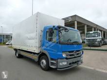 Camión Mercedes Atego 1218 lona corredera (tautliner) usado