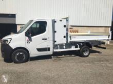Kamion stavební korba Renault Master Propulsion