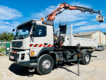 Camion bi-benne Volvo FMX 370