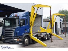 Camião porta contentores Scania R 420