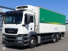 Camión MAN TGS TGS 26.360*Euro 5*Retarder*Lift*Klima*Kühlbox* frigorífico usado