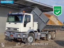 Камион самосвал самосвал с тристранно разтоварване Iveco 260E35 Manual Big-Axle Steelsuspension 3-Seiten