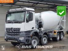 Camión Mercedes 4542 New! Manual Big-Axle Stetter Mixer 12m3 hormigón cuba / Mezclador nuevo