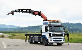 Ciężarówka platforma Volvo FM 440 * PK 29002 + JIB PJ 056A + FUNK / 6x4