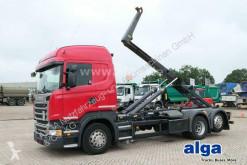 Ciężarówka Hakowiec Scania R R 410 LB6x2 4HNA, Euro 6, Meiller, Retarder