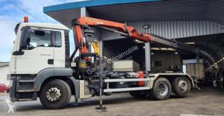 Camion polybenne MAN TGS 26.360