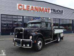 Caminhões estrado / caixa aberta Scania Vabis L80S42 Oldtimer