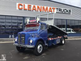 Camião porta contentores Scania Vabis L50S Oldtimer