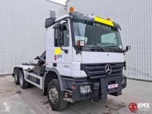 Camion polybenne Mercedes Actros 2641