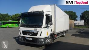 MAN TGL 12.250 4X2 BL truck used box
