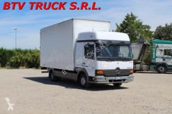 Camion Mercedes Atego ATEGO 818 MOTRICE FURGONATA 2 ASSI occasion