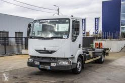 Camión portacontenedores Renault Midlum 180