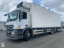 Ciężarówka Mercedes Actros 2532 chłodnia wielo temperaturowy używana