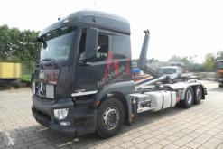 Camión Mercedes Actros neu 2543 L 6x2 Abrollkipper Meiller, Funk Gancho portacontenedor usado