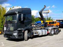 Camion polybenne Mercedes Actros neu 2543 L 6x2 Abrollkipper Meiller, Funk