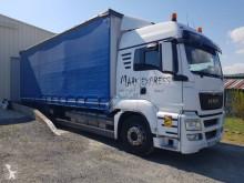Camion MAN TGS 18.360 rideaux coulissants (plsc) occasion