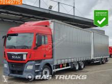 Camion rideaux coulissants (plsc) MAN TGX 26.480