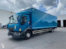 Camión Renault Gamme D WIDE 280.19 furgón caja polyfond usado