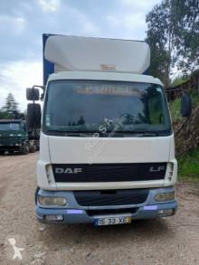 卡车 侧边滑动门(厢式货车) 达夫 LF45 45.180