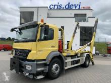 Mercedes Axor Axor 1833 4x2 Nencki TAK14-XL teleskopierbar truck used skip