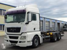 Camião chassis MAN TGX TGX26.440*Euro5*Retarder*AHK*L