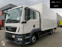 Camion fourgon MAN TGL TGL 8.190 4x2 BL / Ladebordwand