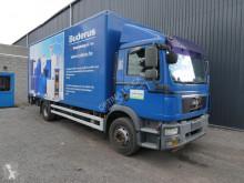 Camião MAN TGM 15.250 furgão usado